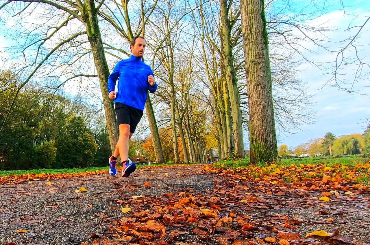 Een maand lang elke dag 5 kilometer hardlopen challenge