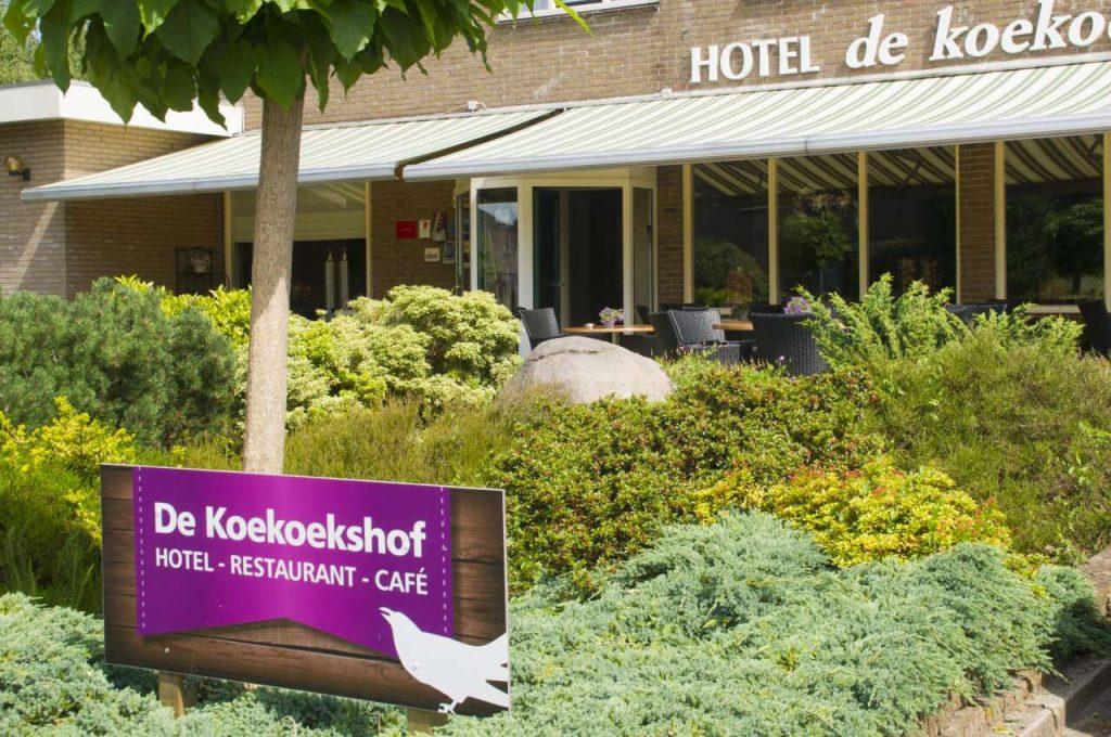 50 km dagboek 5 dagen - hotel geboekt