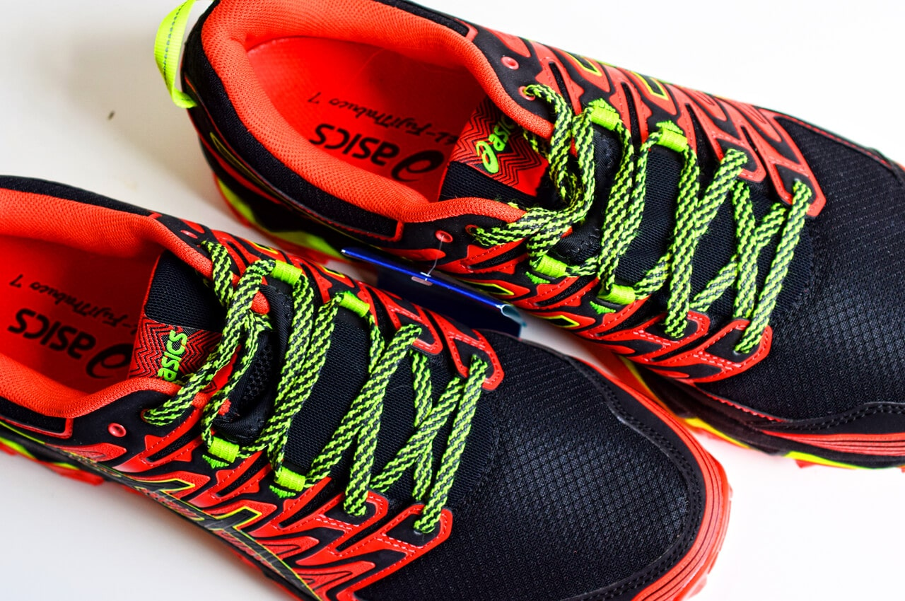 ASICS trailrunning schoenen review
