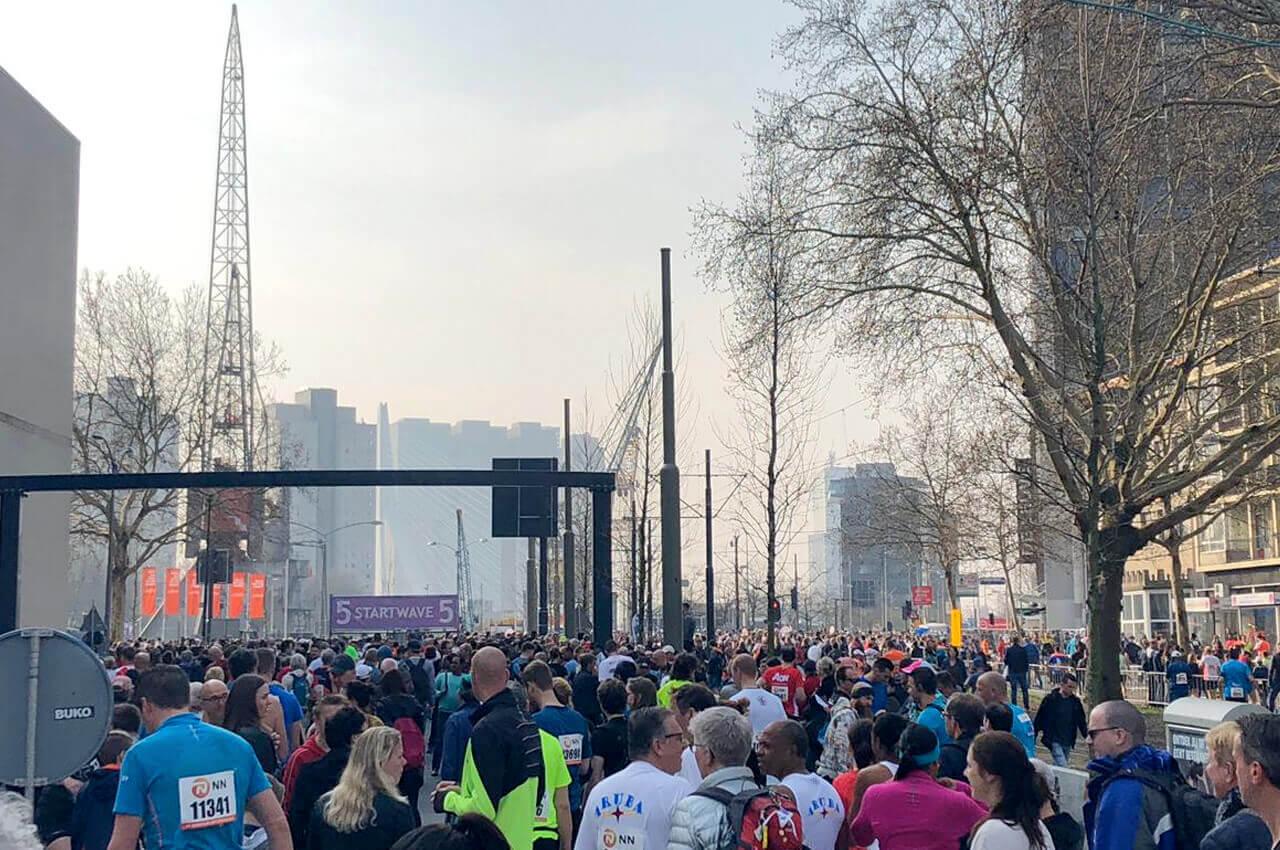 Hardloopschema marathon 4 uur in 3 x per week