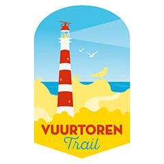 Vuurtoren Trail Ameland logo