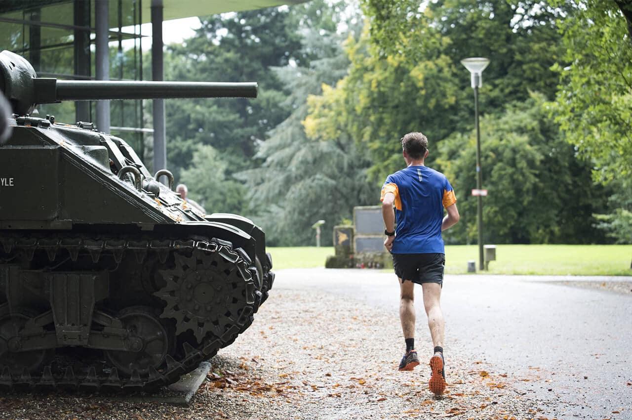 Airborne Freedom Trail - MudSweatTrails trailrun