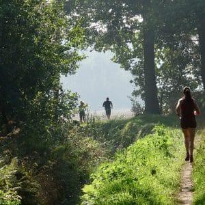 De Smokkelaarstrail van de Brabantse Trail Serie