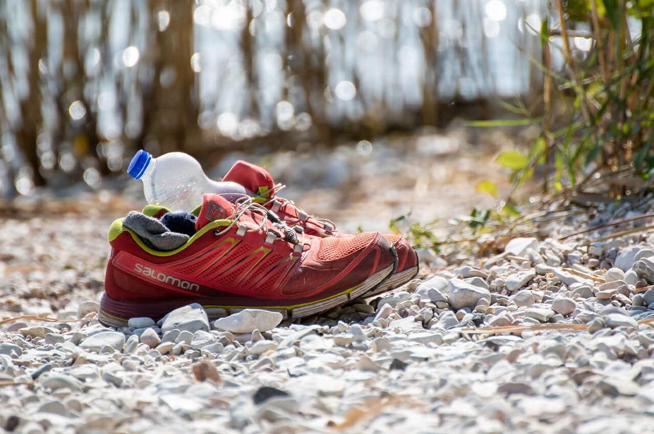 Drinken meenemen tijdens hardlopen
