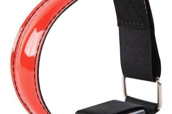 Chibaa oplaadbare LED armband voor hardlopers