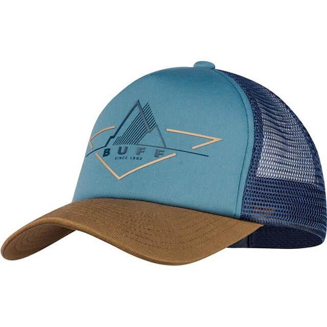 De Buff truckers cap voor hardlopers