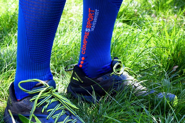 Review compressport full socks v2.1 compressiekousen
