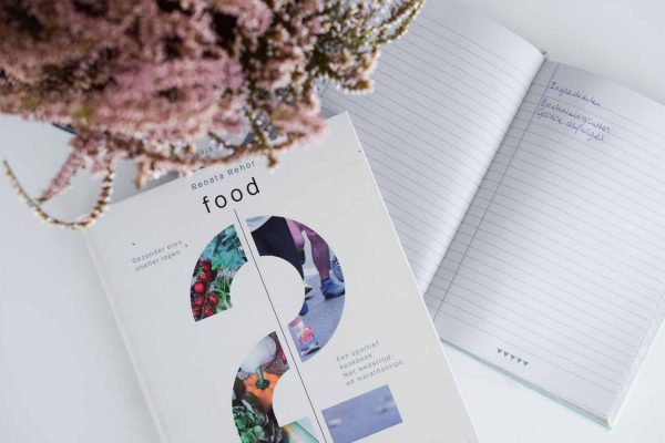 Food 2 run recepten boek cover