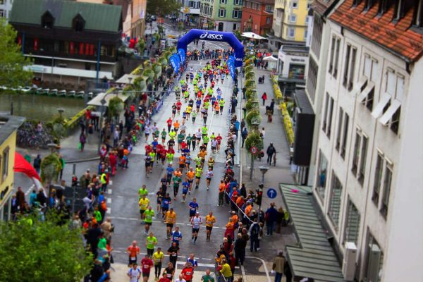 Hardloopschema halve marathon in 1:45