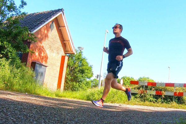 Hardloopschema voor een snelle halve marathon
