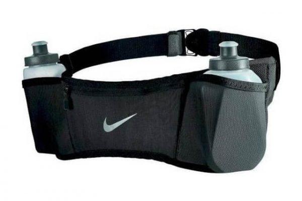 Nike running belt met 2 drinkflessen - de beste top running belt met drinkflessen