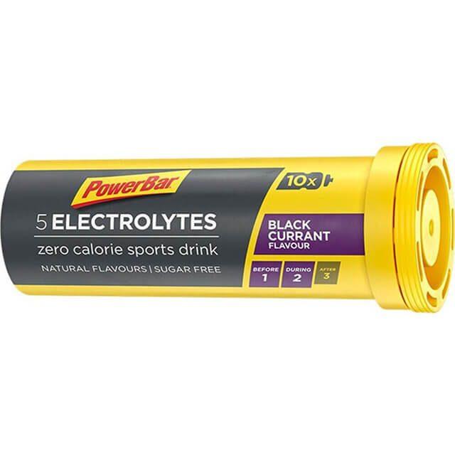 PowerBar elektrolyten sport drink tabletten