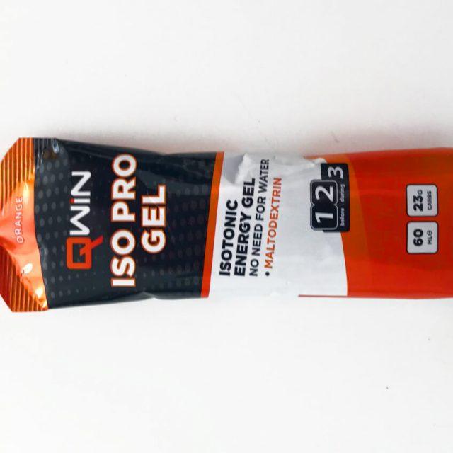 Qwin iso pro gel hardloopgel