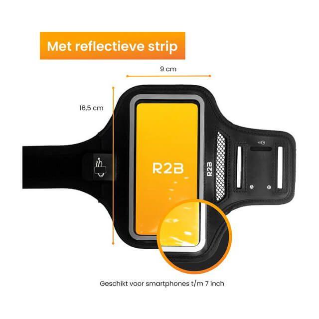 R2B - Sportarmband voor hardlopers