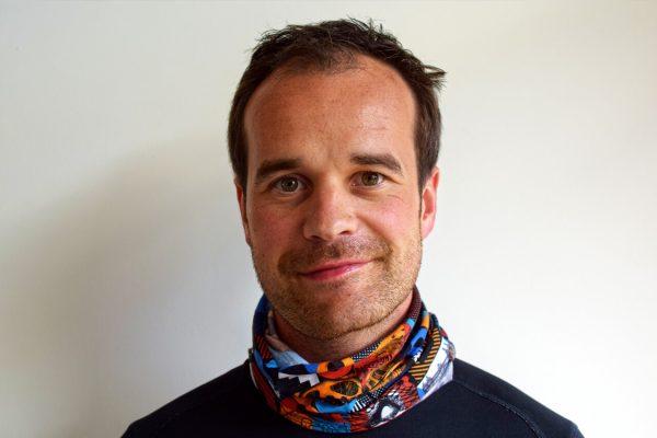 Ik draag de Buff als sjaal