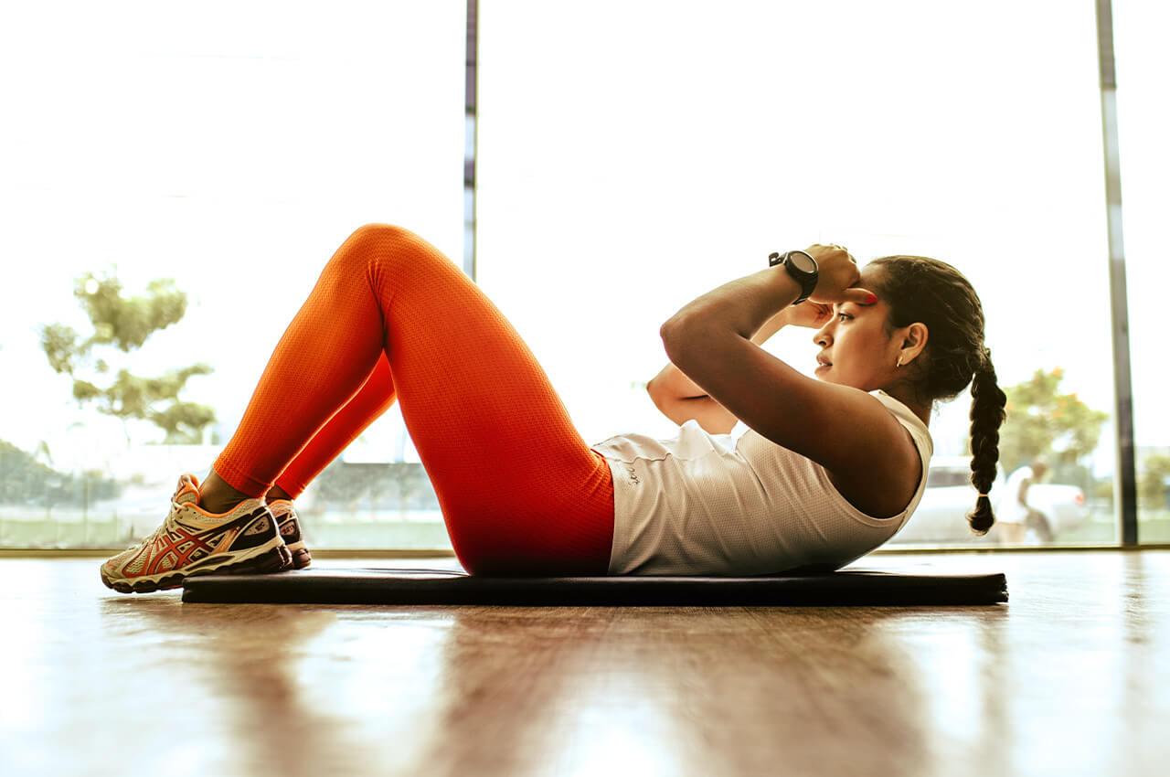 welke fitnessmat kopen waar op letten?