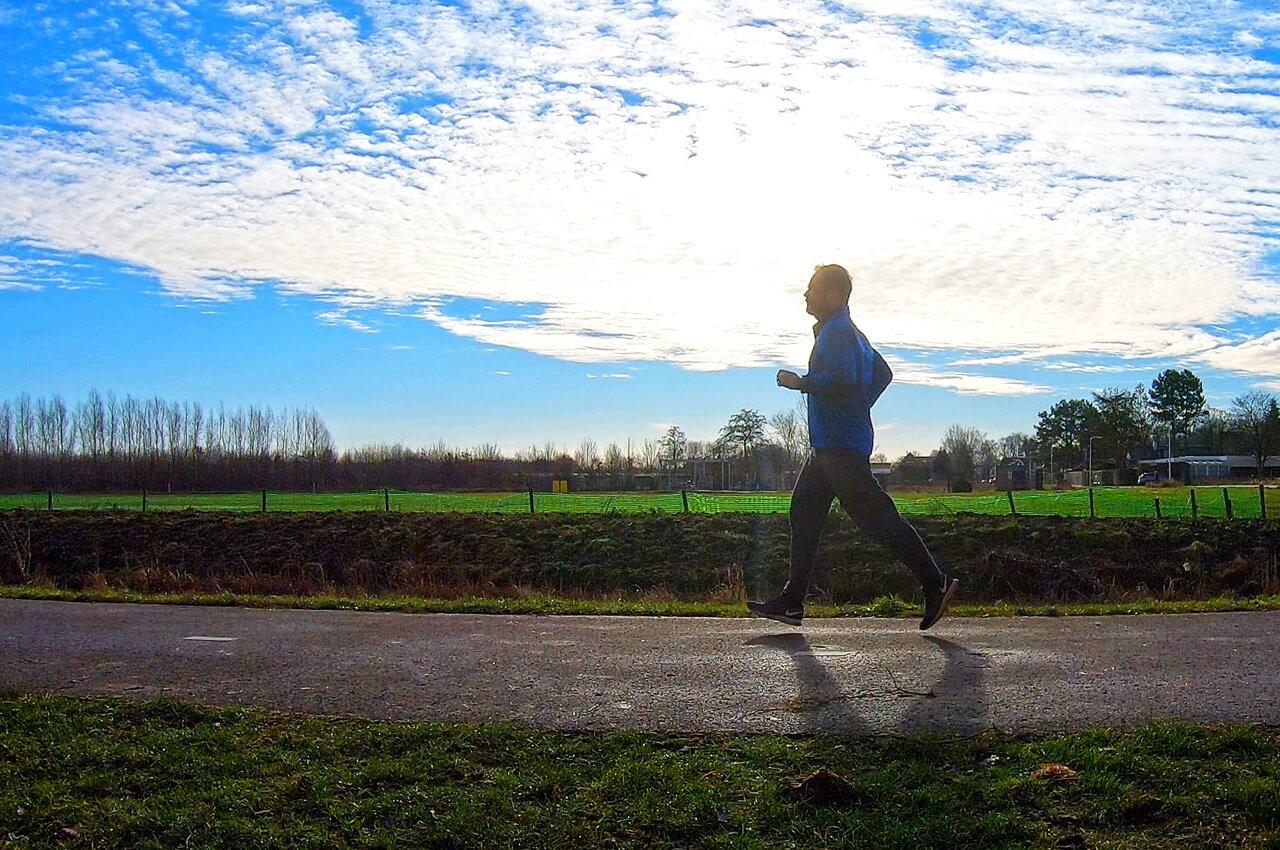 Hardloopschema halve marathon met 2 keer per week trainen