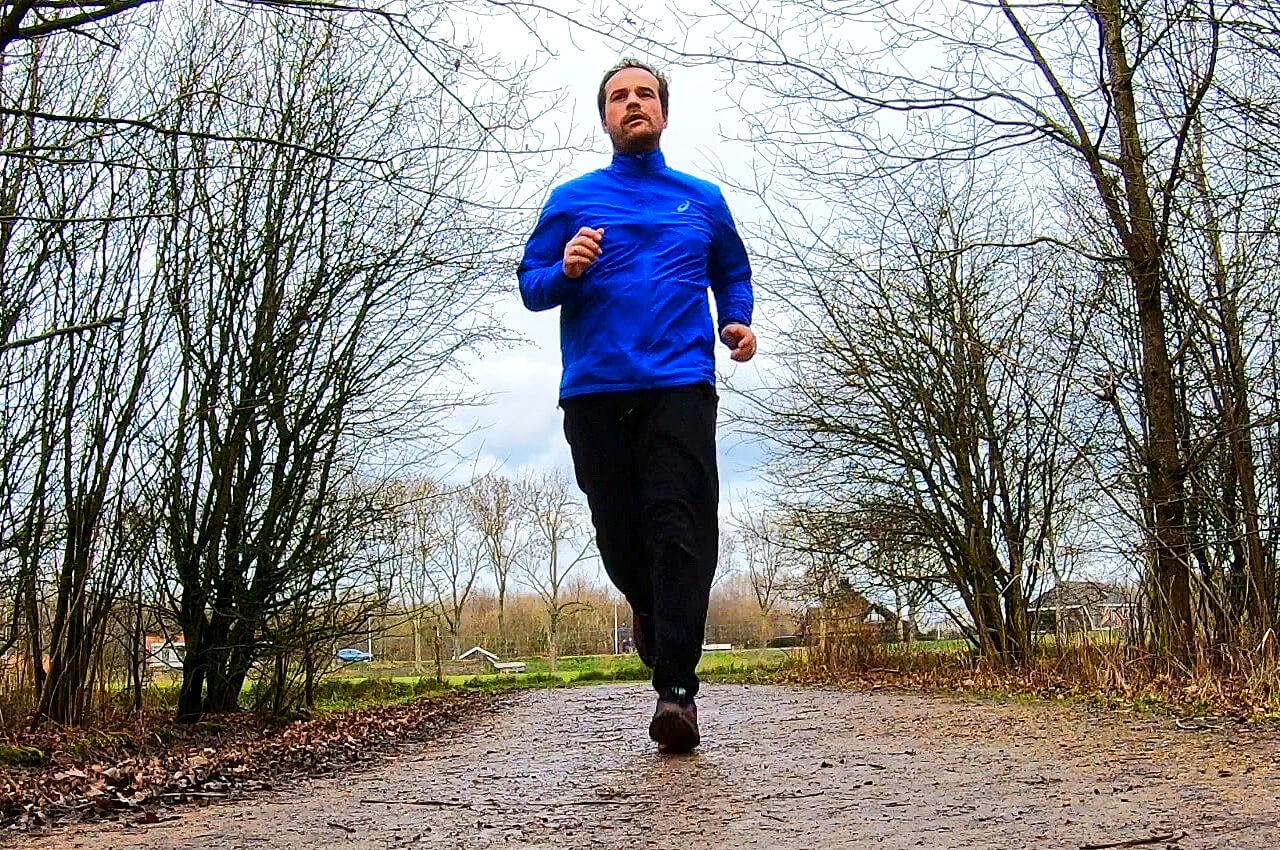 Het hardloopschema 5 kilometer in 2 keer per week trainen