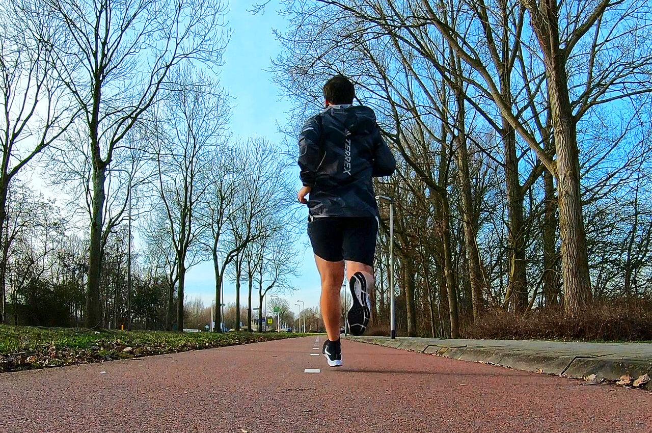Door hardlopen in de pauze ben je productiever