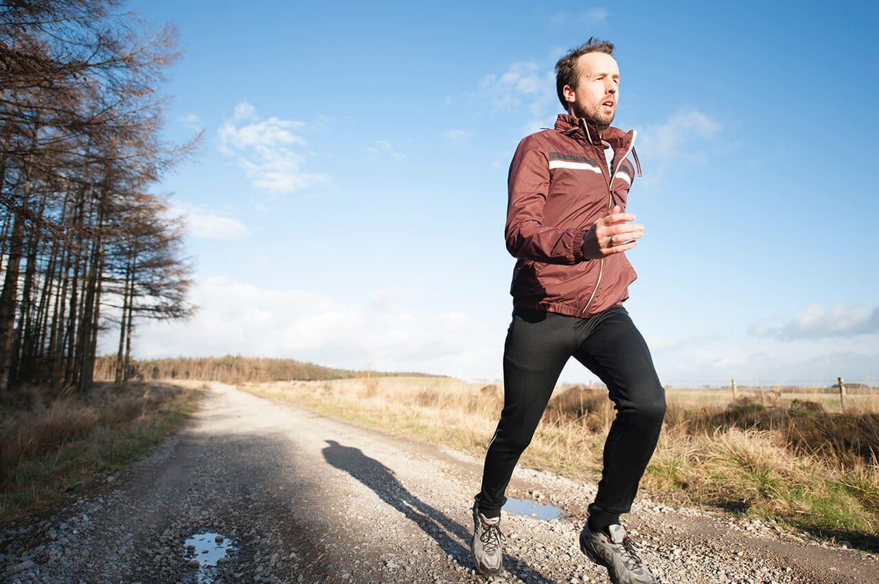 Hardlopen is vooral een mentale uitdaging