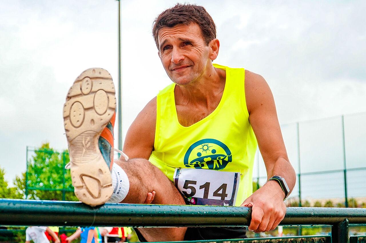 Veroudering bij hardlopen - langzamer worden naarmate ik ouder word?