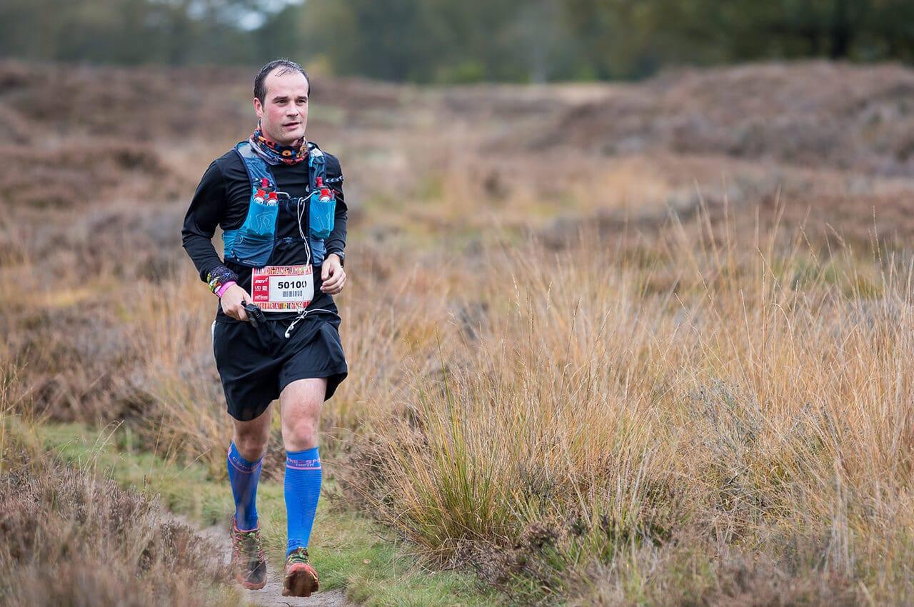 herstellen van een ultramarathon