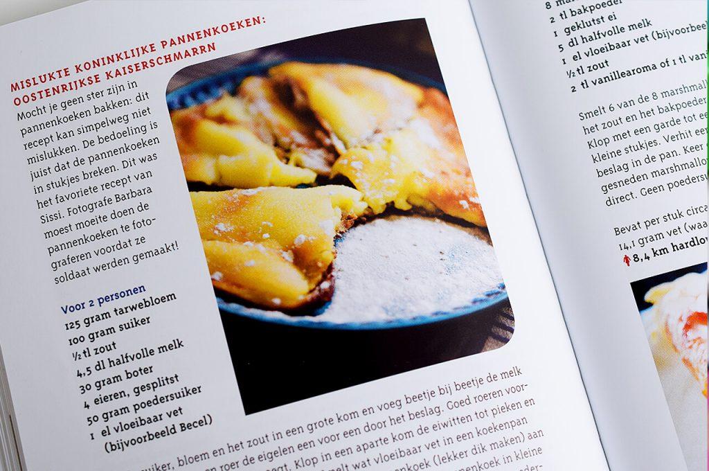 Recept van het hardlopers kookboek deel 1