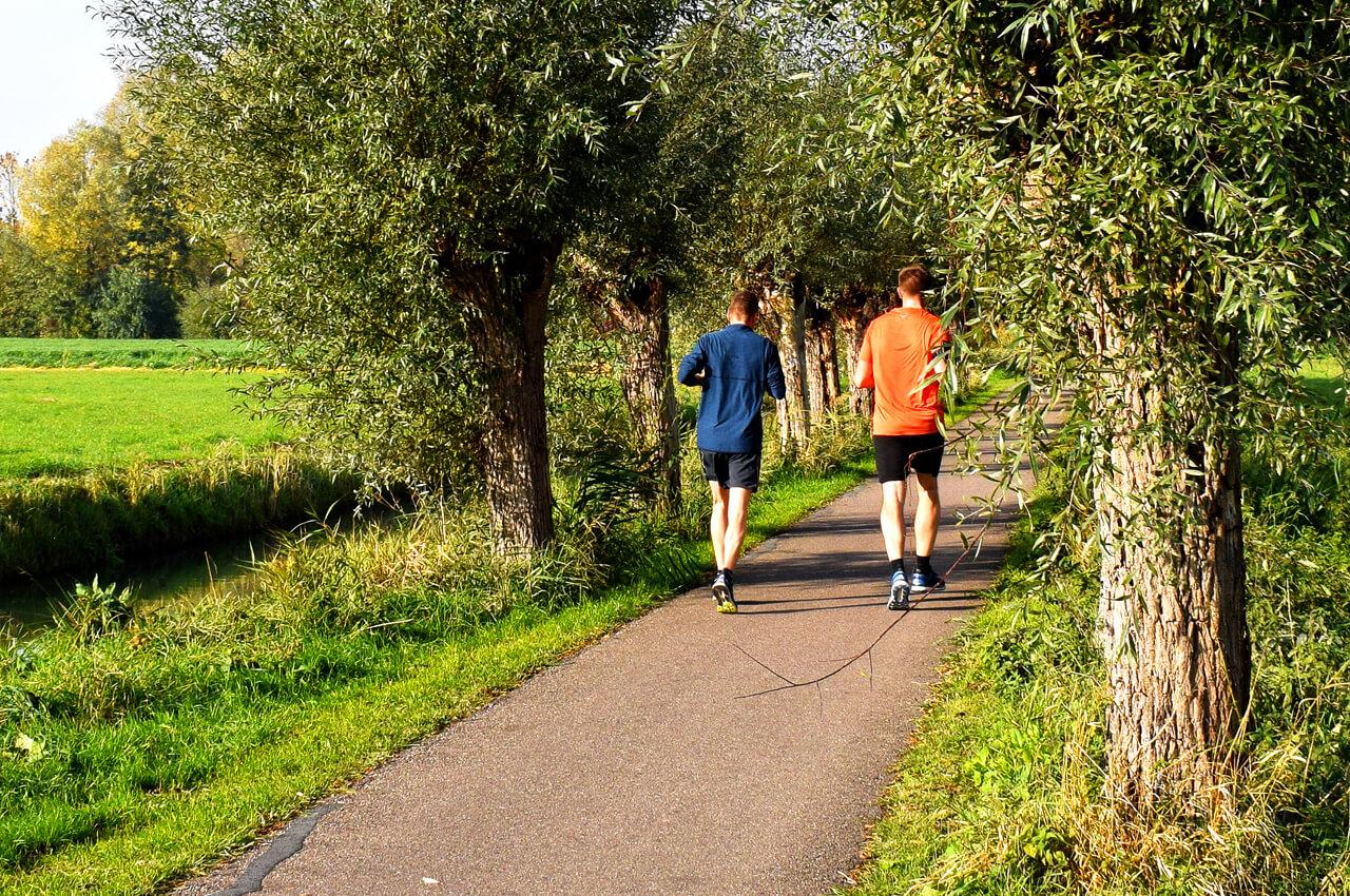 het verschil tussen joggen en hardlopen