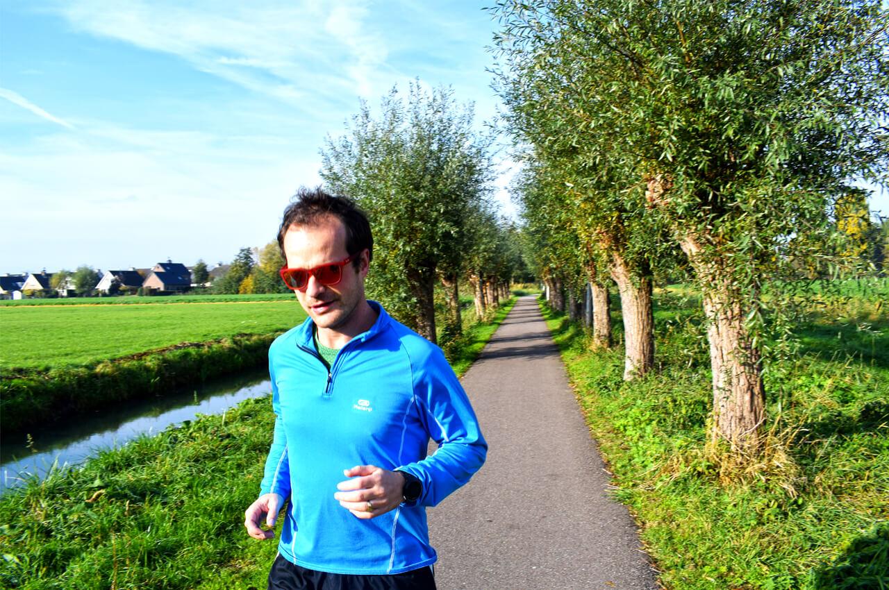hoeveel km per uur hardlopen is normaal