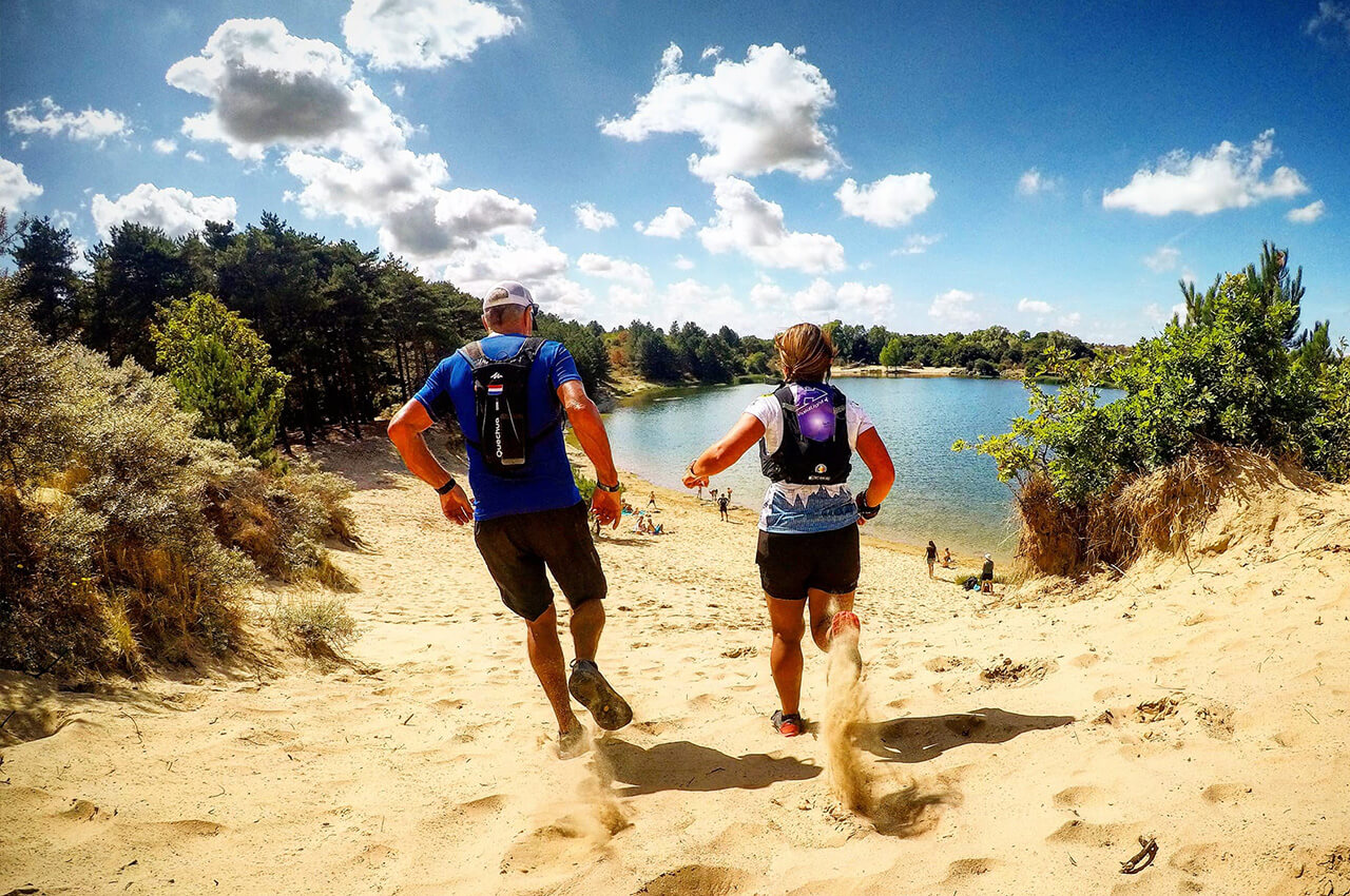 IJmuiden Kust Trail - Trailrunkalender