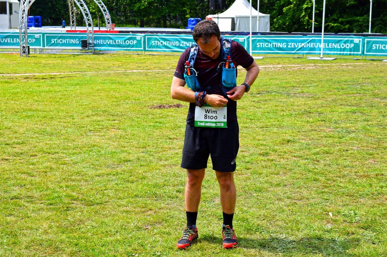 Inschrijving voor de ultramarathon - Indian Summer Ultra