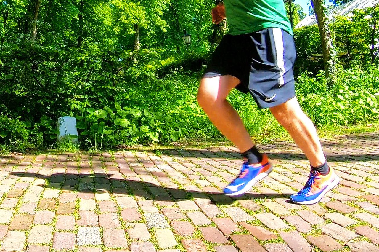 Werk aan je knie-inzet om beter te hardlopen
