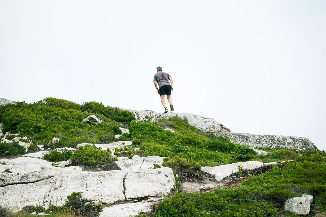 Krachttraining voor trailrunners