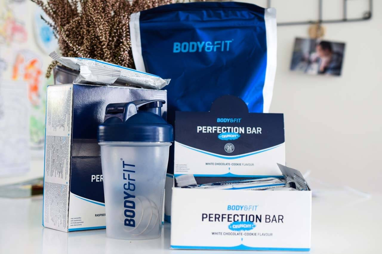 Macronutrienten van body & fit shop