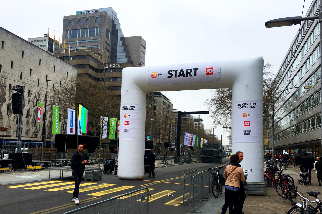 #demooiste marathon dagboek - vandaag sta ik eindelijk aan de start