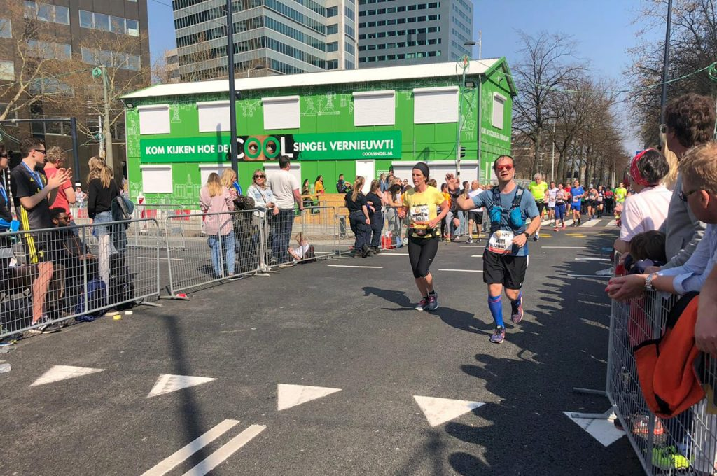 marathon van rotterdam 2019 coolsingel