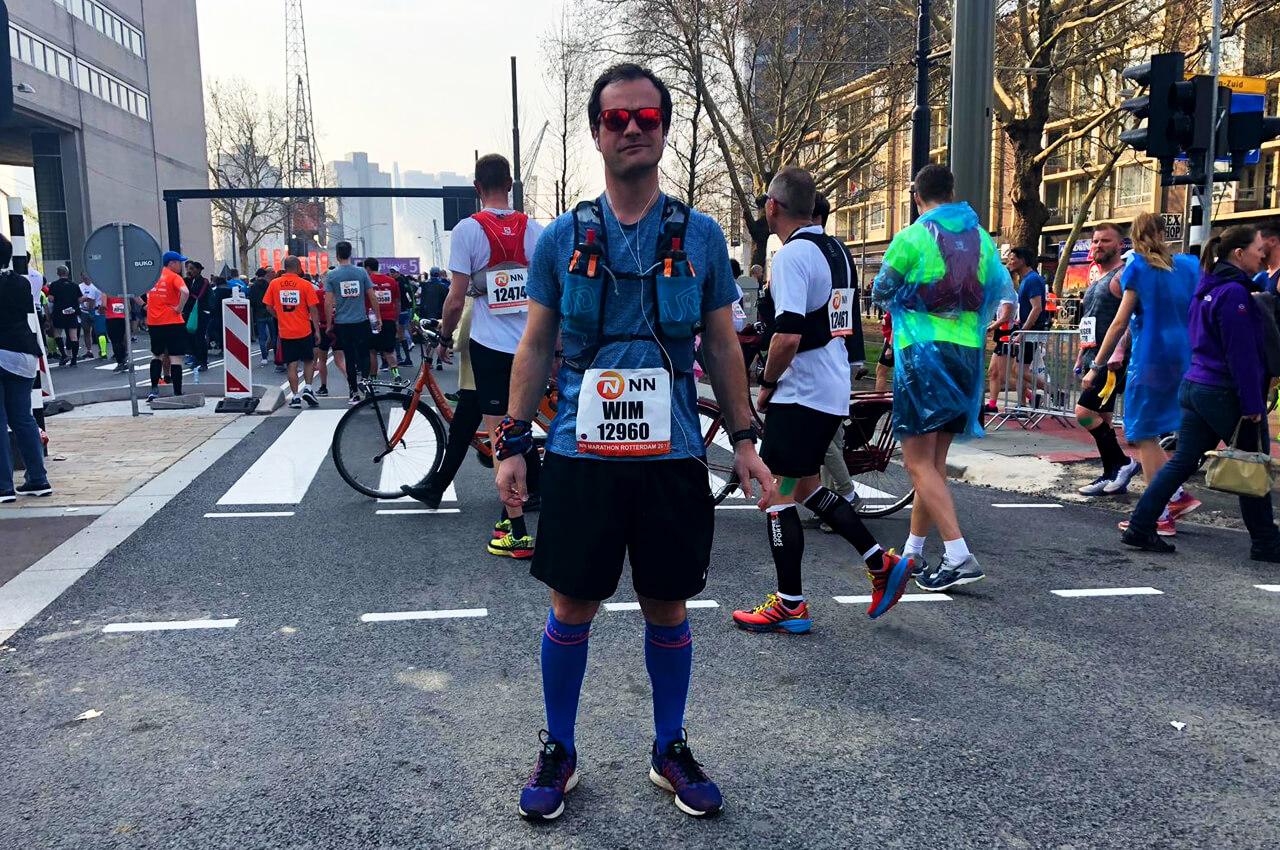marathon van rotterdam 2019 start