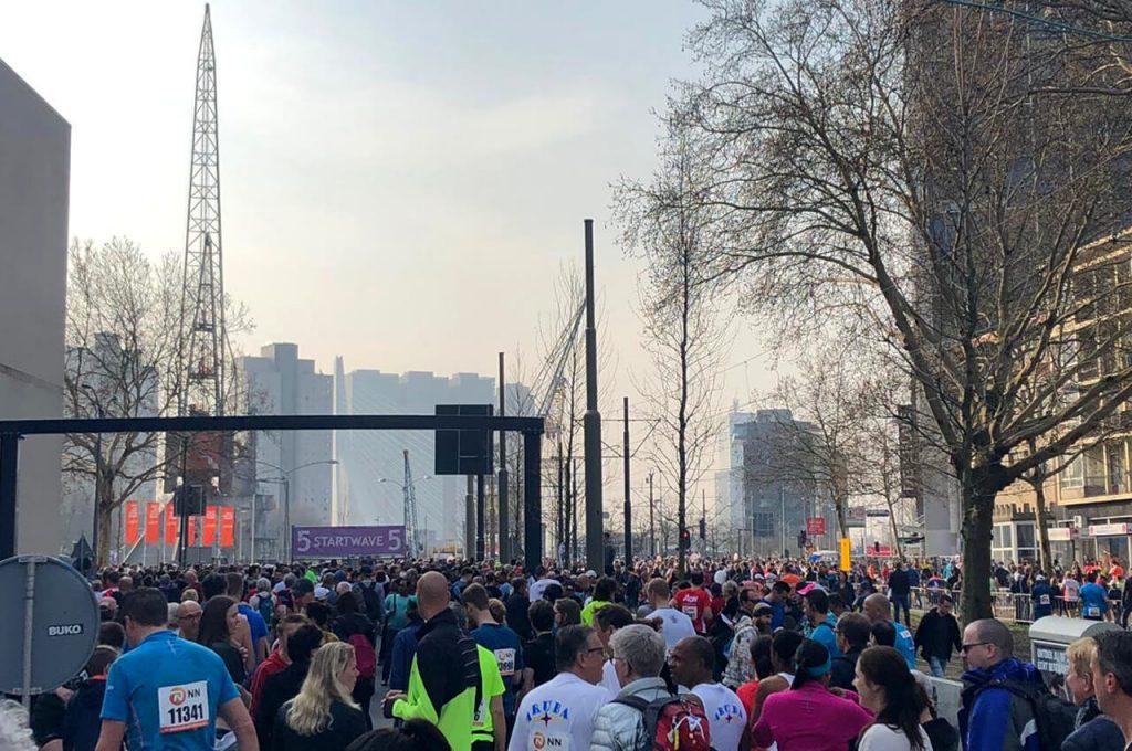 marathon van rotterdam 2019 startwave 5