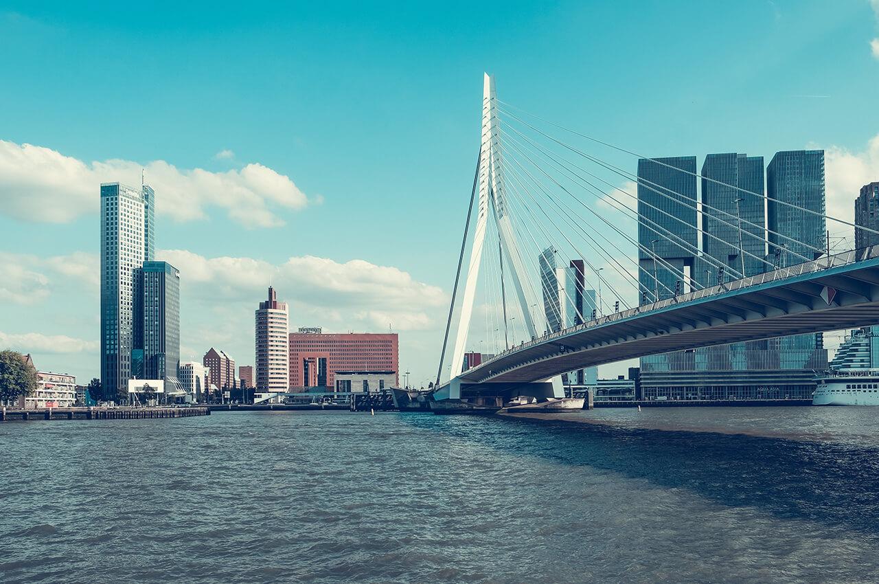 mijn favoriete hardlooproutes in de omgeving Rotterdam