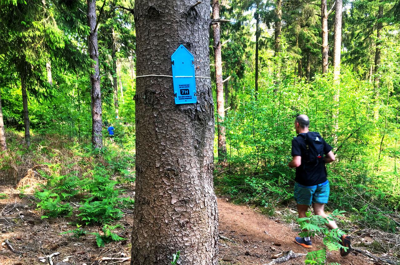 10 ongeschreven regels bij trailrunnen