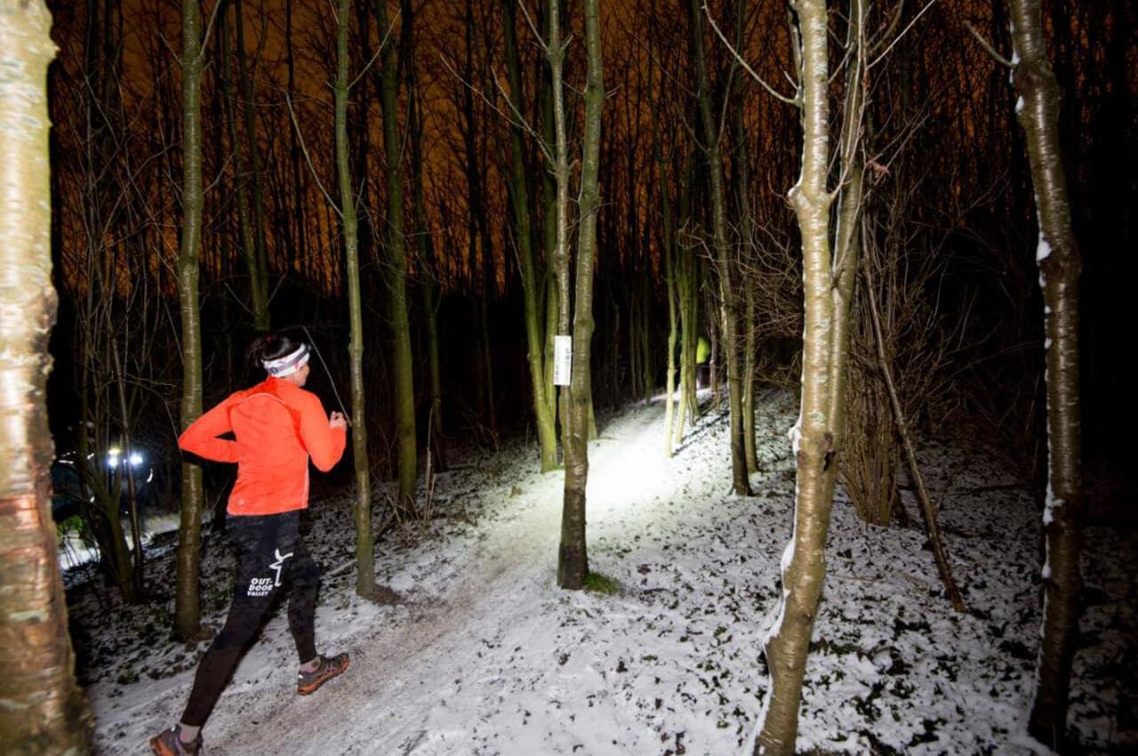 PETZL Night Trail - Trailrunkalender