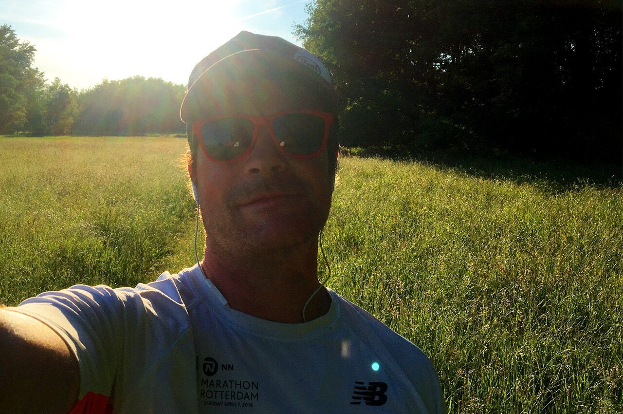 Weer plezier in het hardlopen