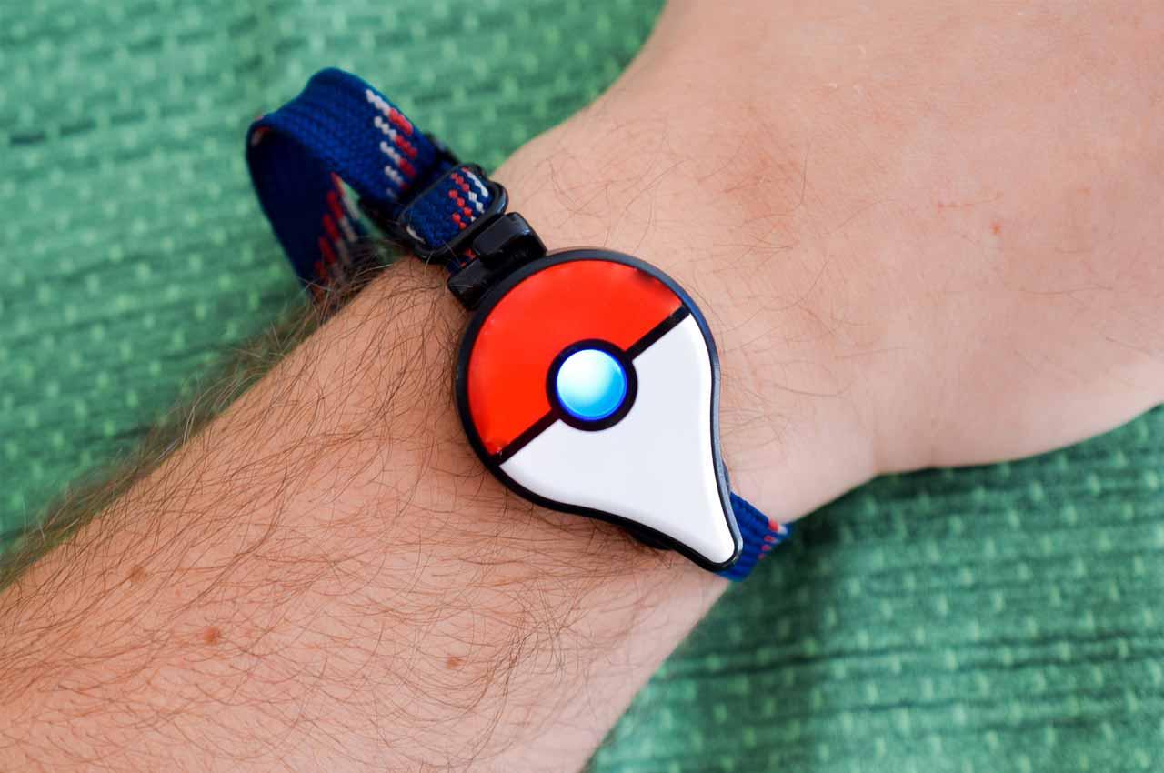 Pokemon Go spelen met de Pokemon Go Plus