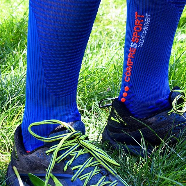 Product Compressport Full Socks v2.1