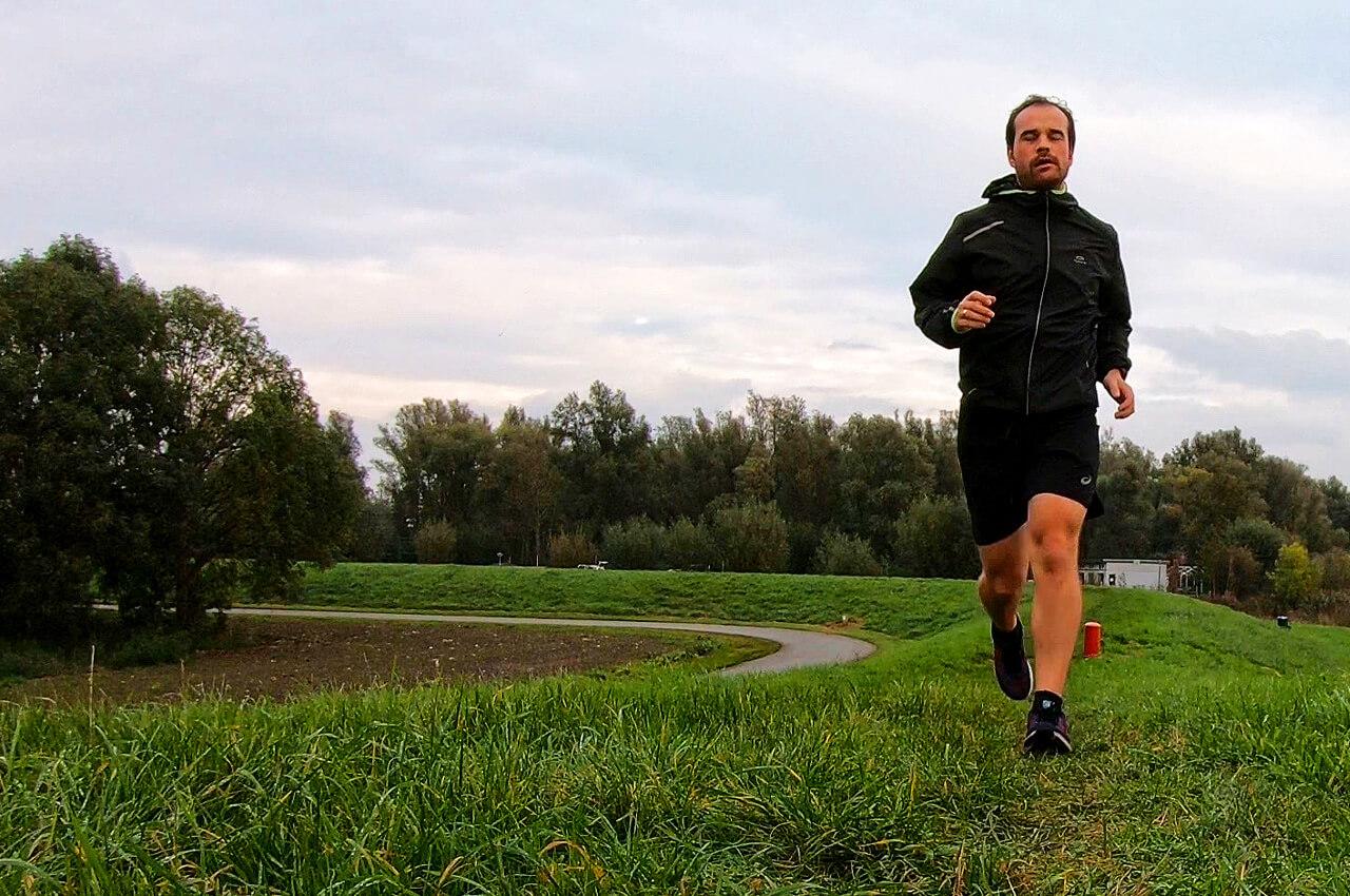 Het lopen van een run streak