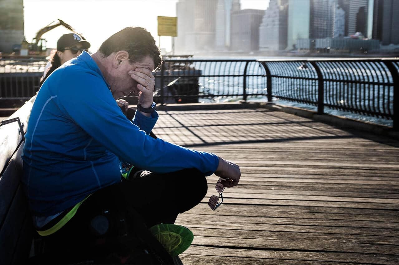 Waarom word ik slechter in hardlopen?