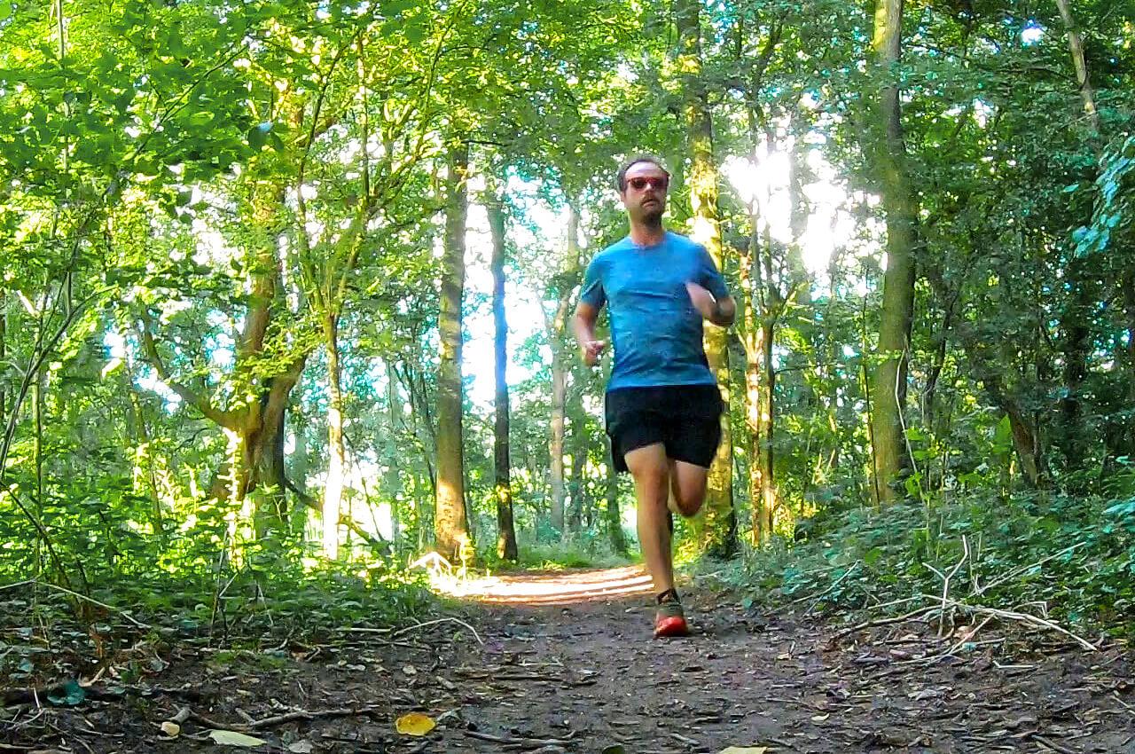 snelheid of afstand qua hardlopen