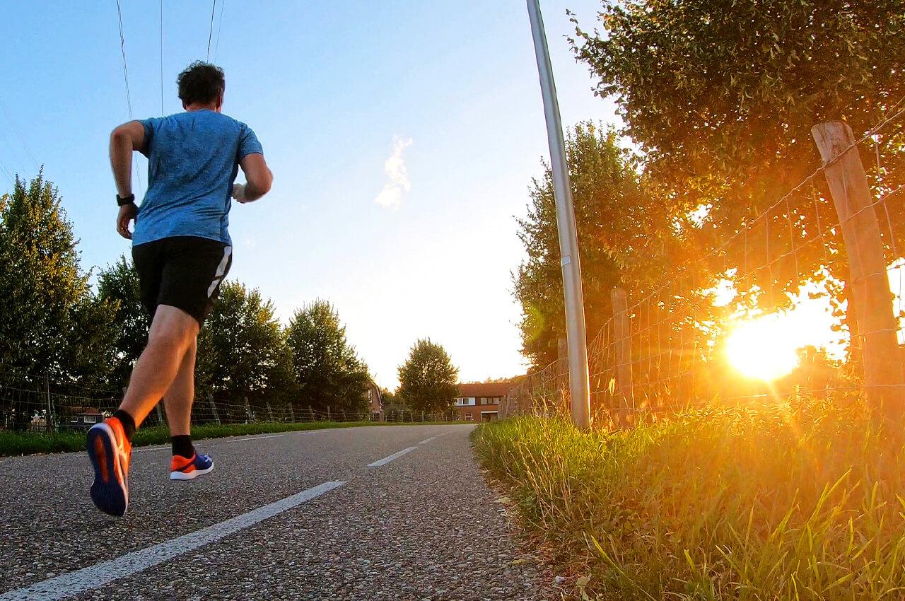 Tips om een snelle 10 kilometer te hardlopen