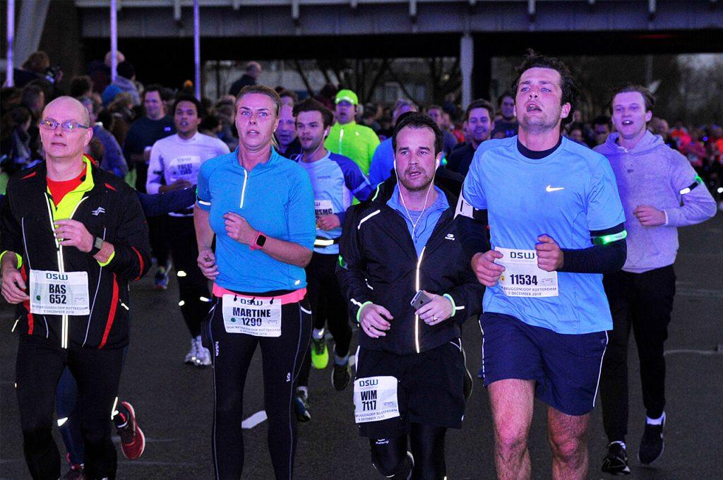 Sneller hardlopen door gewicht verlies. Bereken je tijdwinst