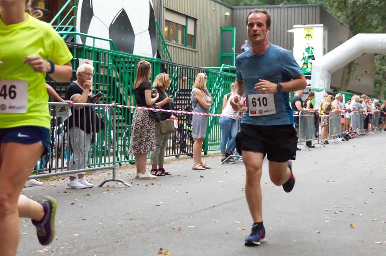 sneller worden met hardlopen